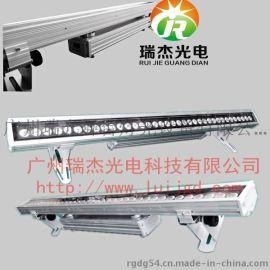 新款36颗RGBW四合一防水DMX512洗墙灯 LED舞台灯光 长条灯 线条灯