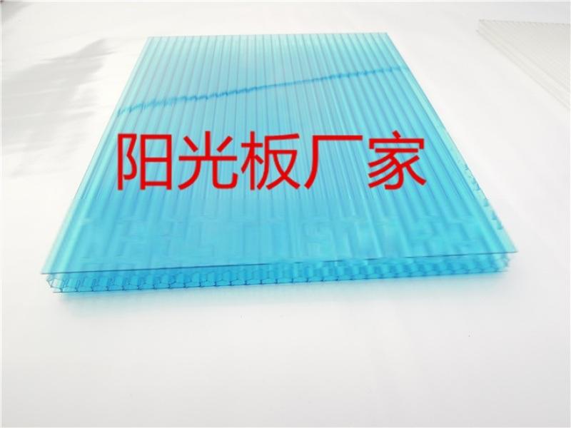 佛山PC阳光板厂家,温室采光用防雾滴阳光板
