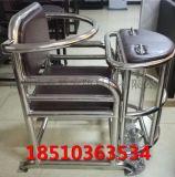 廠家定做方管籠型鐵質審訊椅