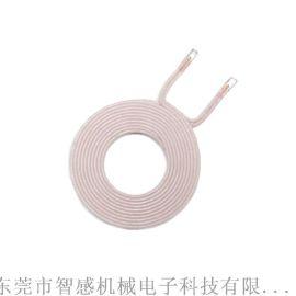 线圈厂家可定制感应线圈模块qi标准无线充电器线圈