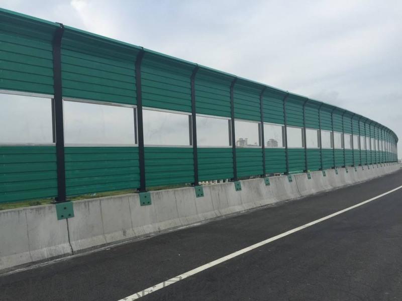 隔聲降噪公路聲屏障廠家、高速公路聲屏障