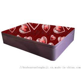 服装马口铁盒包装方形通用马口铁盒包装定制批发