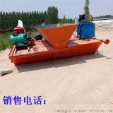 梯形水渠成型机 水渠成型机 液压自走式渠道成型机