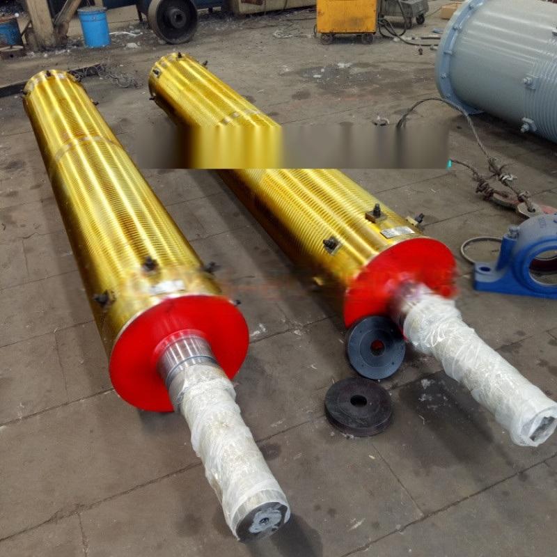 650×1000钢丝绳卷筒组 铸造式卷筒组双梁小车总成