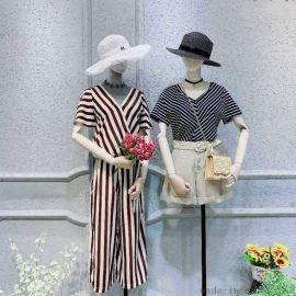 真丝女装维诺资折扣品牌女装女式马甲大码女装加盟