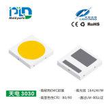 天電3030燈珠三安晶片EMC貼片光源
