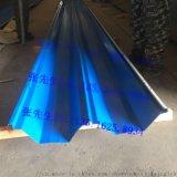 鋼廠車間屋頂彩鋼瓦YX114-333-666(可出租設備現場加工)