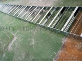 供應峨眉山市鋼鐵機械橋式鋼鋁拖鏈 鋼製拖鏈金屬拖鏈