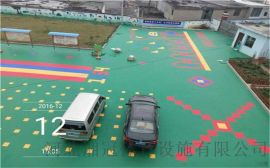 全国发货替代硅PU做篮球场拼装悬浮地板厂家安装施工