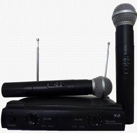 VHF專業無線麥克風(HB-839)