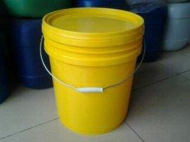 25L黄色涂料桶(RD250-1)