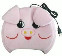 USB暖手鼠标垫