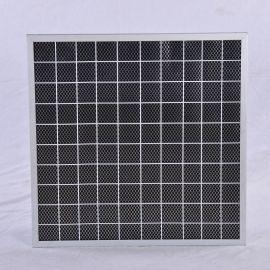 工厂供应活性炭过滤板 板式活性炭过滤器 活性炭初效过滤板