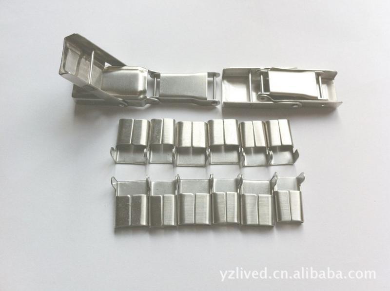l供應【廠家直銷】搭扣 不鏽鋼搭扣 量大從優 價格實惠