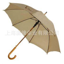 彎柄傘定制 木柄傘訂做 廣告禮品傘 上海廠家
