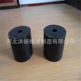 减震橡胶柱 防震橡胶胶块 防震橡胶减震垫块