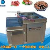 茶腸灌裝機器 液壓全自動灌腸機 烤香腸灌裝設備廠家直銷包郵