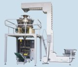 直銷蔥油膜片自動稱重包裝機 土豆卷自動計量包裝機