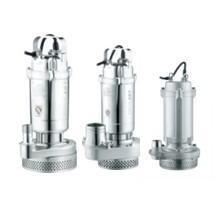 Q(D)X-S全不锈钢精密铸造小型潜水电泵