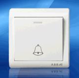 鸿润HR6C-205门铃按钮开关(大跷板)