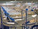 自動分揀機/電商自動分揀線/大型物流輸送線/倉儲物流/整套物流輸送設備