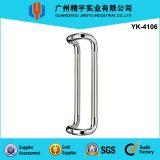 生產供應 建築工程不鏽鋼大門拉手 各款工藝玻璃門拉手 YK-4106