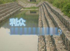 宁夏河道治理锌铝合金格宾网 河堤防洪护坡格宾石笼 阶梯式格宾挡墙防洪护岸