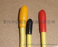 江西电力电缆电线防尘帽1.5平方红色