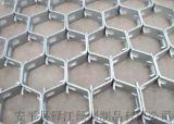 常年生产耐高温、耐磨、耐腐蚀龟甲网质量可靠,厂家价格。