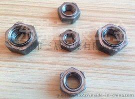 厂家直销GB13681六角焊接螺母点焊螺母M5