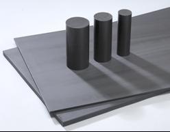 耐高温PEEK板,本色PEEK棒,8mm直径灰色6mm耐磨PEEK板