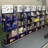 批量生产汽车用品 油品展示架 周边配件货架