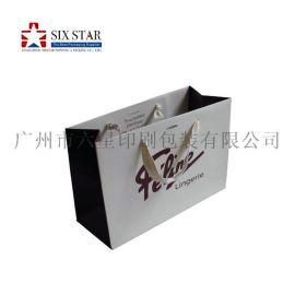 新颖手挽袋设计印刷定制通用礼品袋纸袋