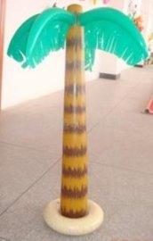 工厂贴牌定制 120cm椰子树 充气椰子树 pvc椰子树