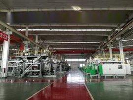 水马路锥交通设施防撞桶吹塑机生产机器