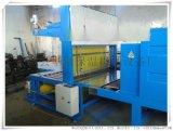 保温板PE薄膜热收缩包装机 石墨聚苯板热收缩包机
