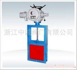供应中诚LMD电动螺旋闸门, 电动煤闸门