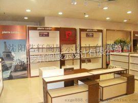 沈阳艺轩阁展柜厂专业设计制作精品烤漆展示柜