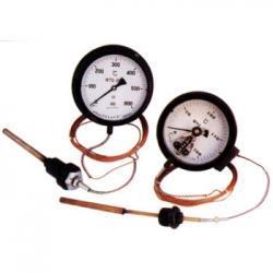 压力式温度计/压力式温度计的检定与调修/如何正确选用压力式温度计