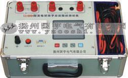 发电机转子交流阻抗测试仪_短路试验厂家