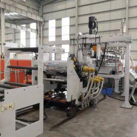 金韦尔PLA/PET环保包装片材挤出生产线