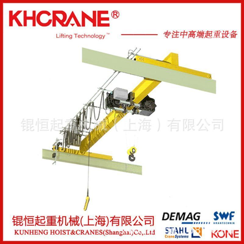 單樑行車 歐式橋式單樑起重機 歐式單樑起重機 歐式雙樑起重機