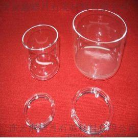 透明石英玻璃坩埚