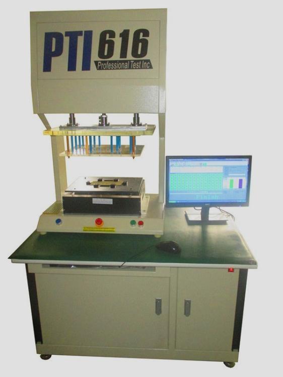 電子元件檢測設備 蜂鳴器ATE測試儀 84連板測試儀 蜂鳴器驅動板功能測試 PTI-616測試儀 ICT測試儀