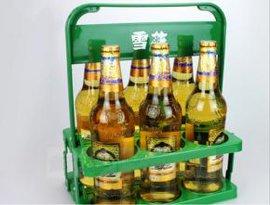 塑料啤酒提篮,啤酒篮,促销品