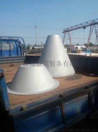 武汉Q23  口径钢板卷制大小头|对焊920变10  变径锥体