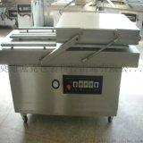 臘魚真空封口包裝機休閒食品真空包裝機雙室600快速型四封口排真空包裝機械