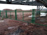 新疆乌鲁木浸塑护栏网生产厂家/铁丝网围栏安装