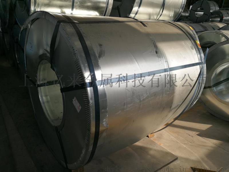 宝钢镀锌板厂家,代理环保镀锌卷,高锌层镀锌卷