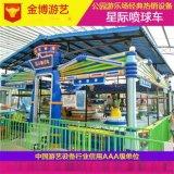 大型兒童遊樂設備,兒童遊樂設施, 歡樂噴球車遊樂設備